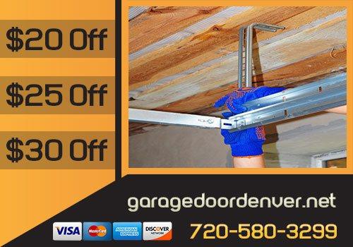 Garage Door Repair Denver CO Coupon